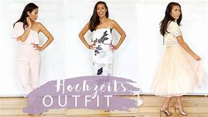 Kleidung Hochzeitsgast Frau : hochzeitsgast outfit abiball kleider asos bybui eileena ley youtube ~ Frokenaadalensverden.com Haus und Dekorationen