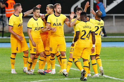 Predicted Spurs XI vs Wycombe - team & injury news ...