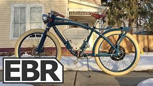 Vintage Electric Bikes E-tracker Video Review
