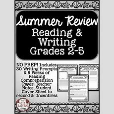 """Summer Packet Reading & Writing Summer Review 3rd Grade 4th Grade  Teaching, Tyxgb76aj"""">this"""