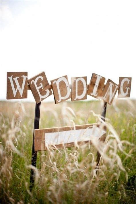 Rustic Welcome Sign Wedding Pinterest