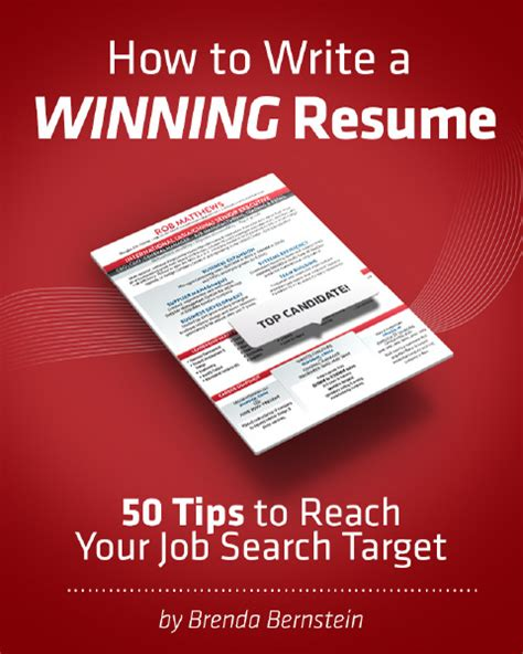 How To Write A Winning Resume Pdf how to write a winning resume cv tips tricks the