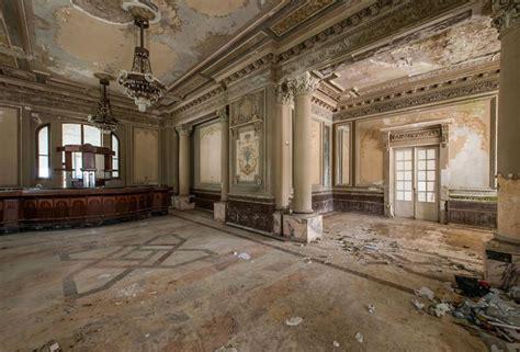 abandoned constanta casino  romania