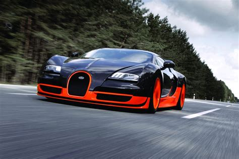 Bugatti Working On New Veyron With 1,600hp