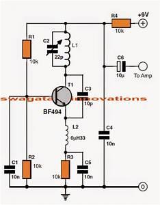 Make This Simple Fm Radio Circuit Using A Single