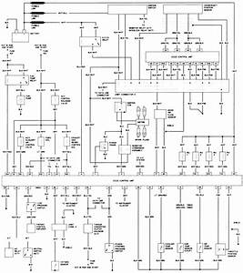 1989 Nissan 240sx Wiring Diagram Original