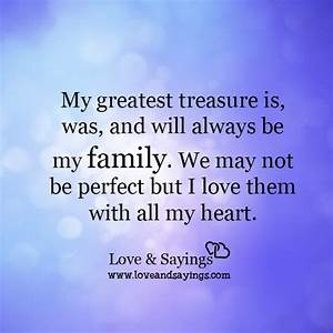 My greatest tre... Treasured Love Quotes
