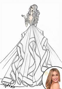 Exclusive! Designers Sketch Wedding Gowns for Lady Gaga ...