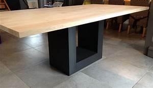 Table Haute En Bois : table haute en bois jeliodesign ~ Dailycaller-alerts.com Idées de Décoration
