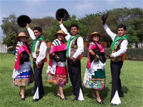 The music of peru is an amalgamation of sounds and styles drawing on peru's andean, spanish, and african roots. Manifestations of Pop Culture in Latin America: Music and Dance of Peru