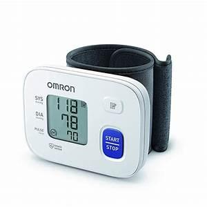 Omron Digital Automatic Wrist Blood Pressure Monitor