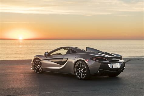 Mclaren 720s Spider Hd Picture by Mclaren 570s Spider 2018 Rear Hd Cars 4k Wallpapers