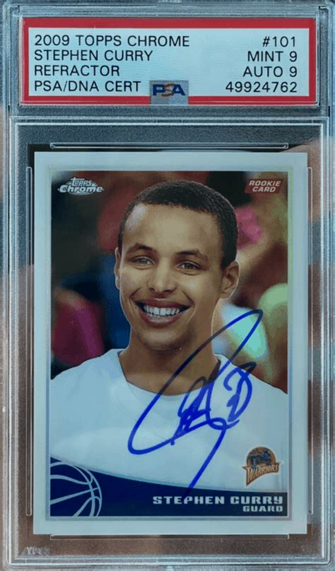 Maybe you would like to learn more about one of these? Top 14 Stephen Curry Autograph Basketball Cards (Superior Investments)   Gold Card Auctions