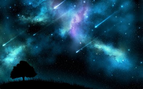 falling stars hd wallpapers backgrounds wallpaper abyss