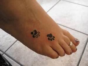 TATUAGGI: impronta cane/gatto
