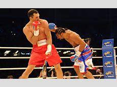 David Haye Wladimir Klitschko injury copout Daily Mail