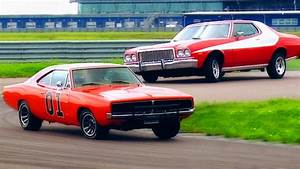 Ford Gran Torino Starsky Et Hutch : general lee vs starsky hutch tbt fifth gear youtube ~ Dallasstarsshop.com Idées de Décoration