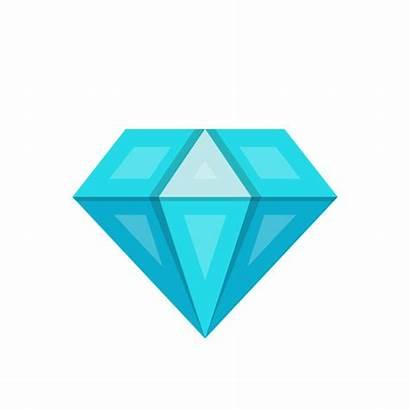 Diamante Diamond Azul Diamantes Vetor Piedra Diamonds