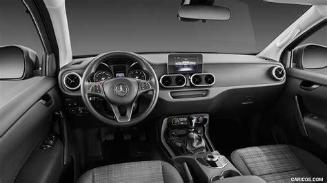 Mercedes X Class Interior by 2018 Mercedes X Class Line Color Kabara