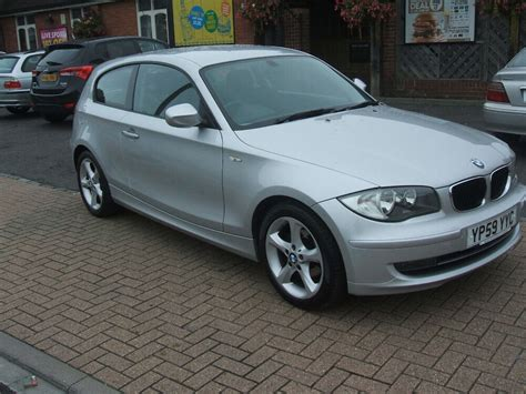 Bmw Silver by Bmw 1 Series 116i Sport Silver 2010 In Portsmouth