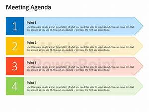 meeting agenda business ppt slides With conference presentation template ppt