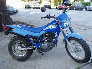 1992 Yamaha Tw200 Electric