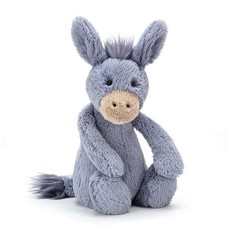 Always hot, fresh, organic and fairly traded. Jellycat Bashful Donkey