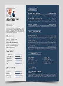resume templates free download psd design bezold 15 free elegant modern cv resume templates psd freebies graphic design junction