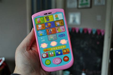 peppa pig phone peppa pig smartphone archives busy