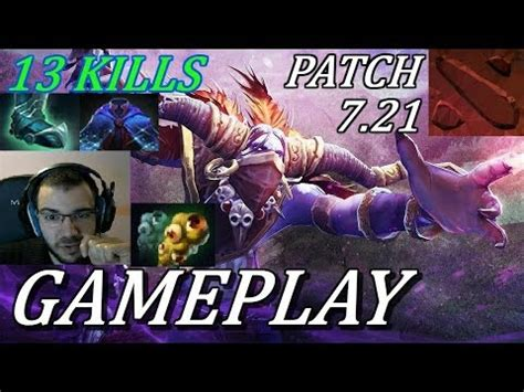 support killer everything witch doctor gameplay commentary dota 2 youtube