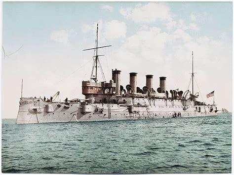 uss columbia naval navy ships
