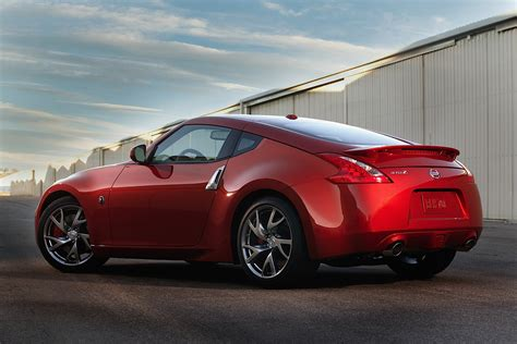 Nissan 370z Updated For 2013 Model Year