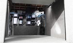 Rangement plafond garage Stockage sous plafond pour