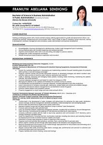 resume format for business development executive device With jennifer hay resume writer