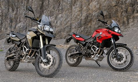 2013 Bmw F 700 Gs And Bmw F 800 Gs