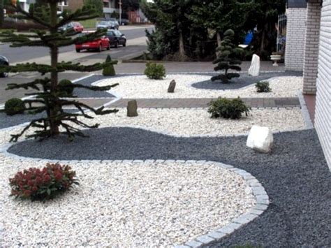 Vorgarten Ideen Kies by Front Garden Design With Gravel You Want To Give A