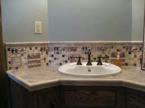 bathroom sink backsplash ideas 17 best images about bathroom sink tops on traditional bathroom tile and craftsman