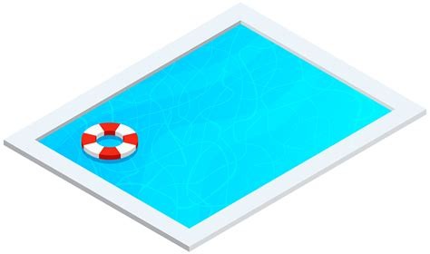 Swimming Clip Outdoor Swimming Pool Clipart Clipground