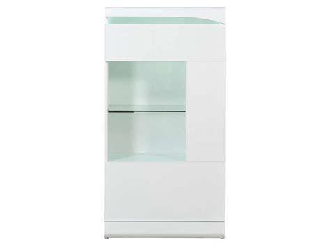 canapé à conforama colonne 1 porte ovio coloris blanc laqué vente de buffet