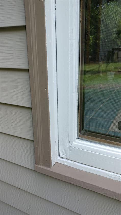 replace casement window  aluminum siding