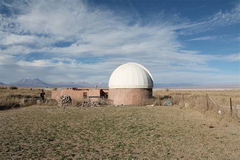 Observatorio Paniri Caur | Ruta Alto Loa | Portal Todo ...