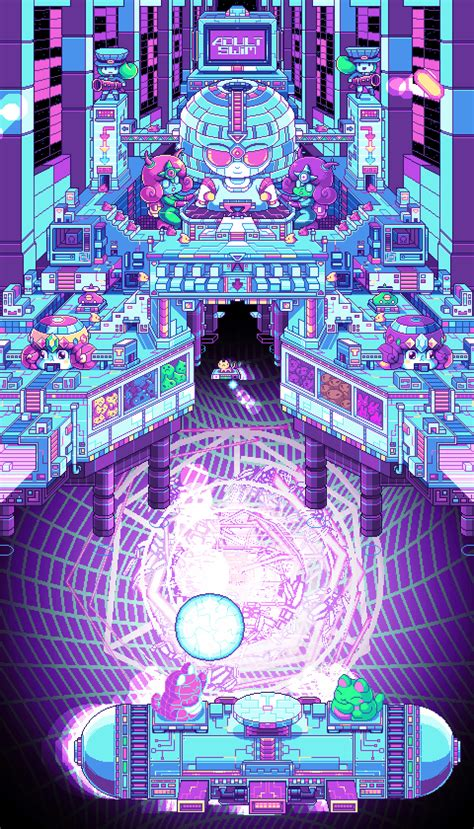 Adult Swim Pixels By Paul Robertson Find Share On