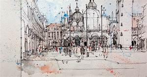 Urban Sketching in Venice | Urban Sketchers