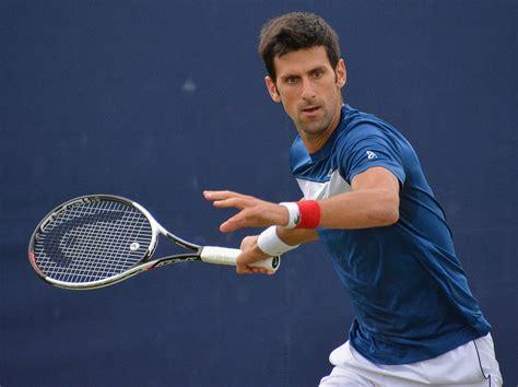 Featuring news, bio, rankings novak djokovic battles past frances tiafoe in four sets in their first atp head2head meeting to. Novak Djokovic - Wikipedia