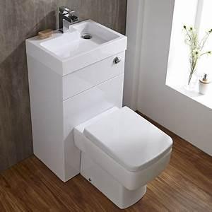 Höhe Von Waschbecken : eckige toilette mit sp lkasten und integriertem waschbecken ~ Bigdaddyawards.com Haus und Dekorationen
