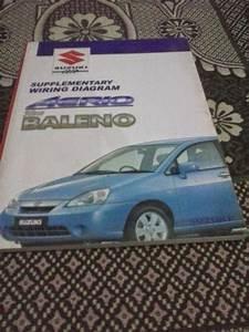 Service Manual Dan Wiring Diagram Mobil Suzuki