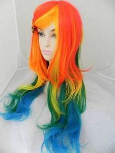 1000 images about Rainbow hair on Pinterest