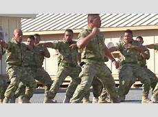 Tongan Marines War Dance Don't Mess With These Warriors