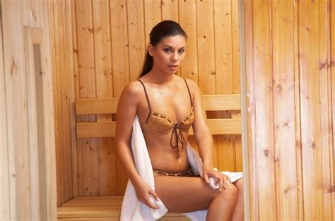 Vanessa Paradise Gets Her Ass Fucked In The Sauna 1 Of 2