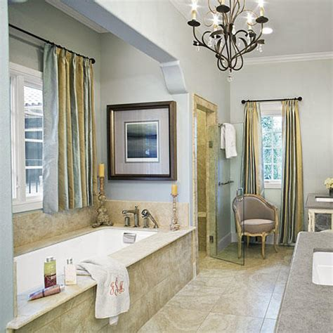 Southern Living Bathroom Ideas by Luxurious Master Bathroom Design Ideas Southern Living